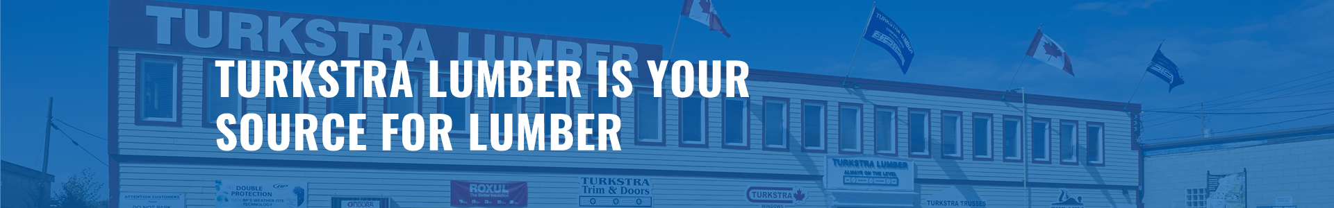 Turkstra Lumber Since 1953 - Dunnville fences, decks, windows, trim, doors, hardware, install, trusses, engineered floor systems