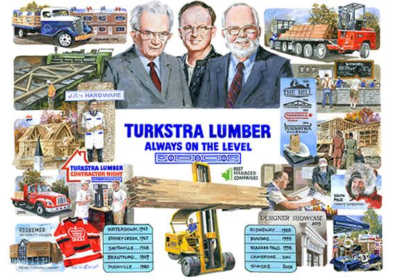 Turkstra Lumber - Winner of 2020 Gold Standard - Best Managed Companies